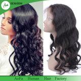 Top Quality 100% Virgin Brazilian Human Hair Full Lace Wig