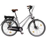 New City Electric Bike E Bicycle Motorized Motorcycle 36V/48V 500W Scooter Ce En15194 Approval