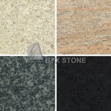 Natural Polished Granite Stone Tile for Kitchen Floor, Paving