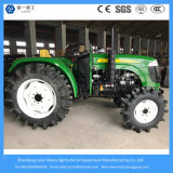 Xinchai Diesel Engine 55HP Small Agricultural Wheeled Farm Tractor