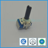 11mm 100k Ohm Rotary Potentiometer with Insulated Long Shaft