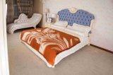 Woven Woolen Pure Wool Blanket (NMQ-WT015)