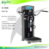 Multi Hip Strength Machine/Body Building Gym Equipment