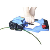 Battery Powered Packing Tool Strapping Machine for PP/Pet Straps