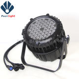 Waterproof 54X3w LED PAR Can Stage Light