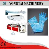 Disposable Medical Surgical Polyethylene Long Sleeve Glove Making Machine