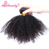 8A Cambodian Afro Kinky Curly Virgin Hair Human Hair Extension