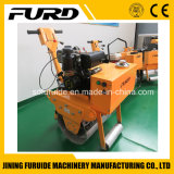 Walk Behind Vibration Mini Road Roller Compactor (FYL-600C)