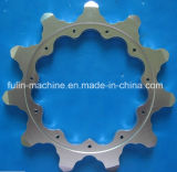 Precision Ss CNC Machining, Wire Cutting for Gear Machinery
