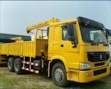 Sinotruk HOWO 10t Truck Mounted Crane