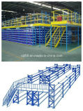 Warehouse Drive in Mezzanine Floor Arm Cantilever Rack