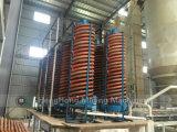 Gravity Separator Machine, Spiral Concentrator, Spira Chute, Spiral Separator