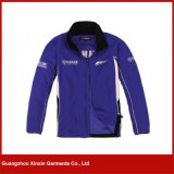 Hot Sell Two Tone Fashion Mens Thick Polar Fleece Jacket (J68)