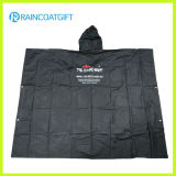 Promotional Disposable Clear PE Rain Poncho (Rvc-121)