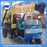 200m Trailer Mounted Portable Water Well Drilling Rig Sale