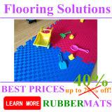 Playground Interlock EVA Flooring Mat Colorful Tile