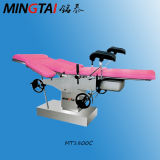 Mt1800 (Semiautomatic Model) Gynecology Obstetric Operating Table