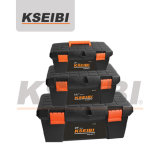 Indispensable 3-PC Plastic Tool Box Set with 3 Size-Kseibi