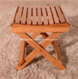 Bamboo Plywood Step Stool/Bamboo Foldable Fishing Stool