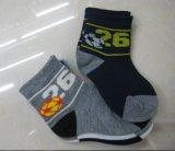 Fashion cotton socks for boy
