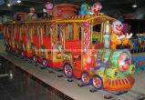 Kiddie Ride, Circus Train Indoor Mini-Train (NC-LR48)
