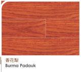 Original Burma Padauk Engineered Plywood Laminated Wood Flooring