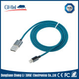 Braided Round Cable for iPhone Power Cable (TUV)