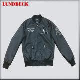 Fashion Black Jacket for Men Winter Coat