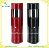 Black and Red Color Emergency Torch for Hotel Guest Room