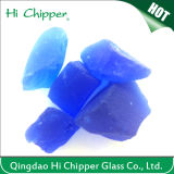 Landscaping Decorative Colorful Opaque Glass Aggregates