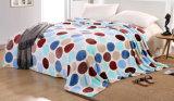 Super Soft Printed Flannel Blanket Sr-B170219-28 Printed Coral Fleece Blanket