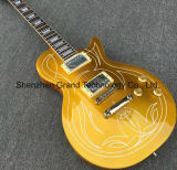 1957 Standard Lp Electric Guitar with Yellow Binding (GLP-175)