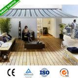 Outdoor Retractable Deck Shade Awnings Patio Pergola Overhang
