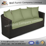 Well Furnir Sofa with Cushion in Green WF-17039