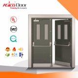 American Standard Steel Fire Proof Anti Fire Door UL Certified for Garment Factory