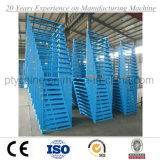 Foldable Stacking Tire Storage Rack