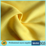 Factory Supply Spun Rayon Fabric for Women Clothing