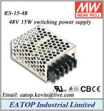 Mean Well RS-15-48 48V 15W Enclosed Power Supply