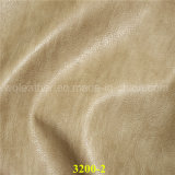 Superfince Quality Embossed PU Synthetic Leather Fabric for Shoes