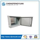 Custom CNC Machined Sheet Metal Switchgear Cabinet