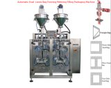 Automatic Dual Lanes Bag Forming Metering Filling Packaging Machine