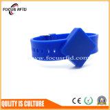 13.56MHz PVC RFID Wristband/Bracelet for Access Control