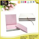Custom Jewelry Box Leather Jewelry Gift Box Jewelry Packing Box (4454)