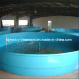 China FRP High Strength Round Aquaculture Fish Tank