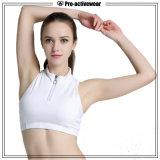 Top Quality Fitness Spandex Hot Sex Women′s Sport Bra