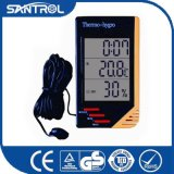 Hanging Digital Thermometer with Probe