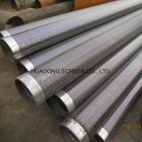 Johnson Wedge Wire Underground Rod Base Wire Wrap Screen Well Drlling Sand Filter