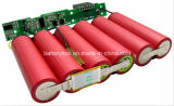 Rechargeable SANYO Battery Pack 11.1V 6600mAh