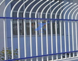Powder Coated Safety Wire Mesh Fence