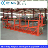 Zlp500/630/800/1000suspended Working Platform Used as Construction Gondola for Scaffolding Powered Cradle